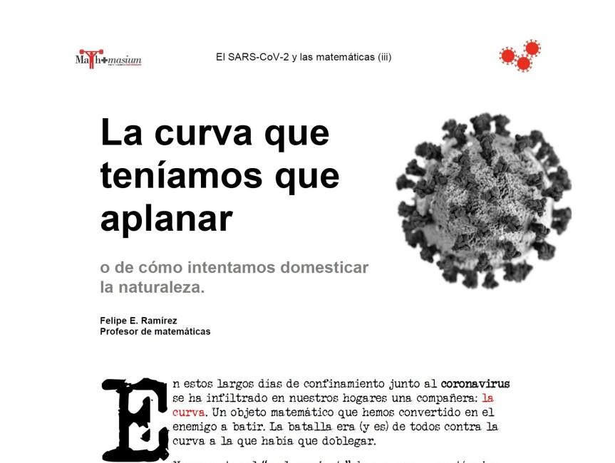 el SARS-CoV-2 y las matemáticas(iii)