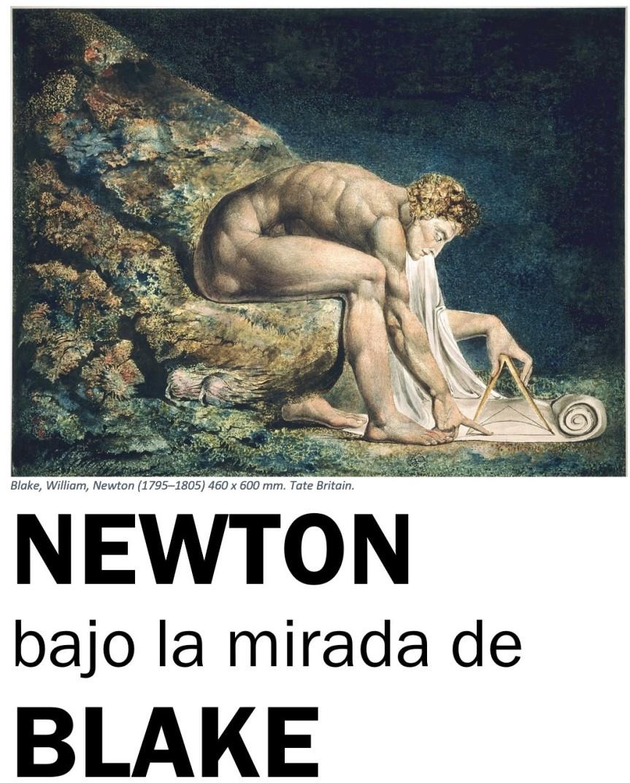 Newton por Blake