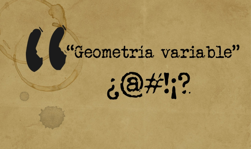 Geometría variable